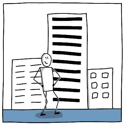 Symbool BPV bedrijfsleven stage economie techniek