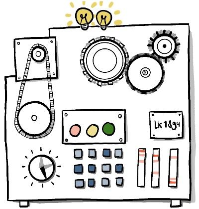 Beginnen met visueel communiceren fouten oefenen