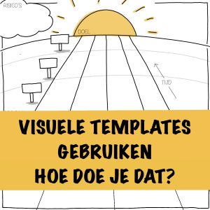 Wat is een visueel template en hoe gebruik je Visuele Templates?